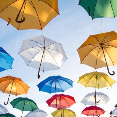 Marca paraguas